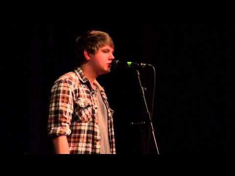 """Sven Hensel: """"Flugzeuge"""" - 23. Poetry Slam Weimar"""