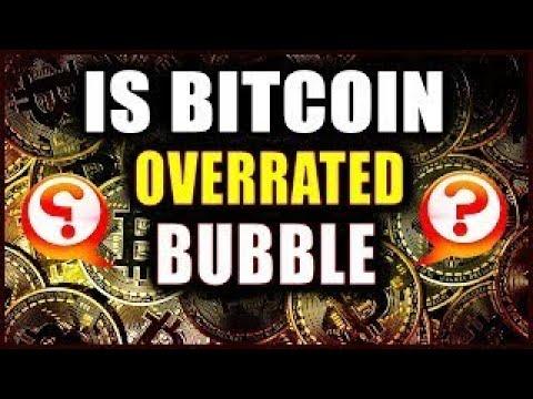 JEFF BERWICK Is Bitcoin Overrated Bubble