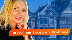 Teresa Tims Facebook Welcome - Mortgage Broker, Lender, Loan Officer, California