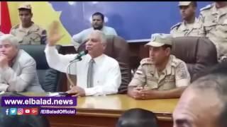 مستبعدون من اسكان'جنوب سيناء'يقدمون التظلمات بديوان المحافظة