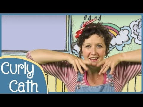 Michael Finnegan   Nursery Rhyme  Curly Cath