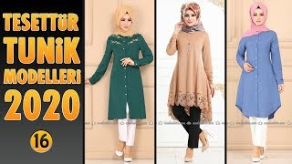 Modaselvim 2020 Tunik Modelleri 16    Hijab  Tunic    tesettür  tunik