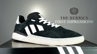 See How Adidas' 3ST.004 Shoes Skate - First Impressions