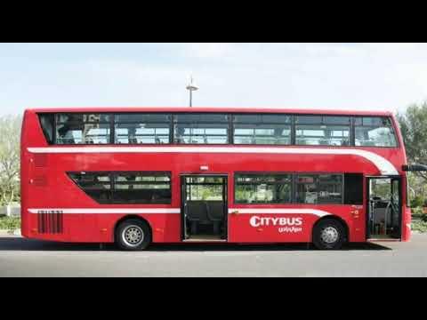 City bus Kuwait