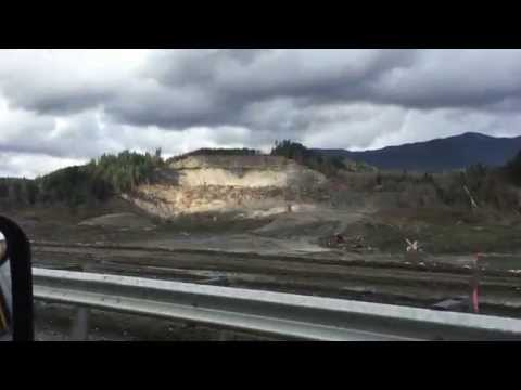 Oso landslide one year later