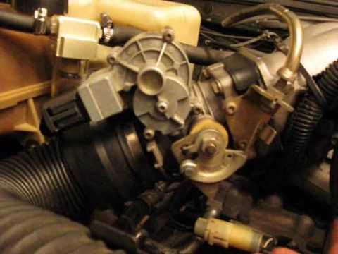 Land Rover Discovery Mpi Stepper Motor Youtube