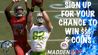 Madden 17 PS4 Tourney Features JOELCP & TRUEBOY | WIN 750K MUT COINS & CASH | SIGN UP NOW!