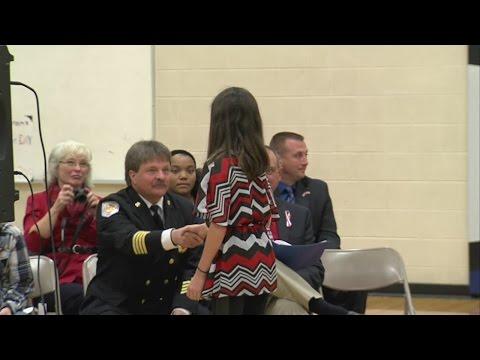 Honey Creek Middle School Veterans Day Program