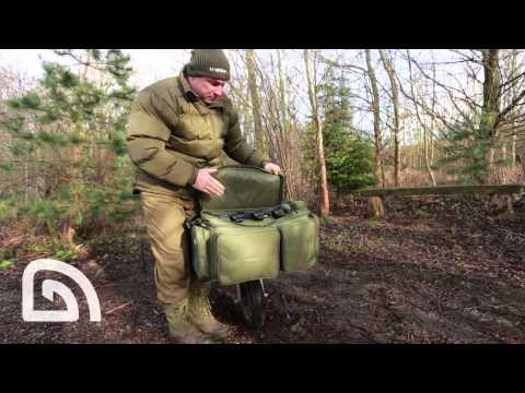 414637e67919 Trakker - NXG Front Barrow Bag - Nagy táska talicska elejére - Angol bojlis  prémium termékek webáruháza