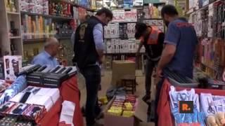 İstanbul'da büyük kaçak tütün operasyonu