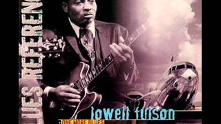 Lowell Fulson -- One More Blues