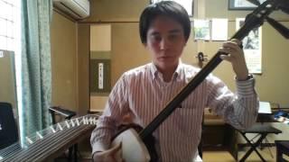 Certificate instructor of tsugaru-jamisen largest school, oyama sty...