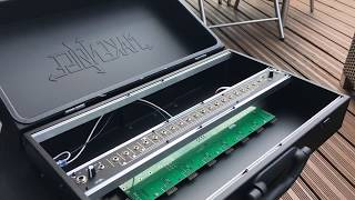 Unboxing MakeNoise 7U Case