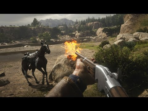 ЗАПУСТИЛ Red Dead Redemption 2 в 4К на ПК! Идеальные Настройки Графики