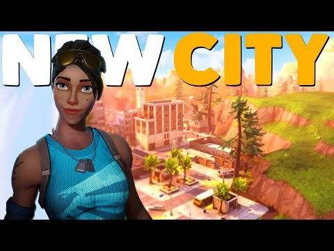 NEW CITY UPDATE SOON / VEHICLES | Fortnite Battle Royale