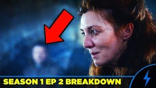 "Game of Thrones 1x02 BREAKDOWN ""Kingsroad"" Cersei's Secret Son (Rewatch Analysis)"