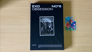 Baixar EXO 6th album OBSESSION unboxing (Obsession Version)