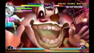 Marvel vs. Capcom 2 - Morrigan, Dhalsim, Blackheart (Part 1)
