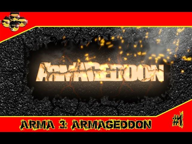 Arma 3: ArmAgeddon mod #1 - O mod mais insano do mundo