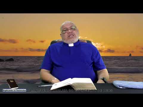 Explicando os versículos - 62 - Ministério Atalaia de Deus