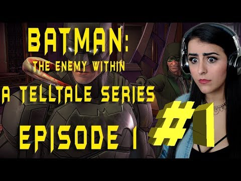 Batman The Enemy Within | Episode 1 Part 1 The Villain is an Idiot