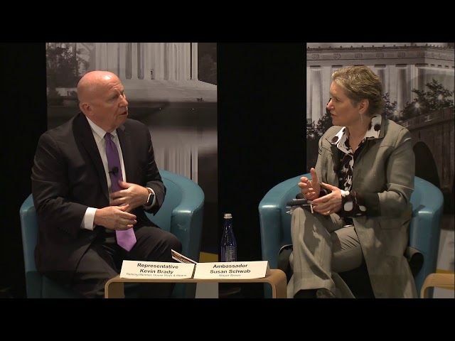 01/29/19 WITC Introduction and Armchair Discussion with Rep. Kevin Brady