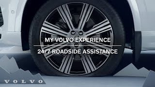 My Volvo Experience | 24/7 Roadside Assistance