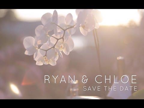 Custom Wedding Invitation Video - Save The Date - YouTube