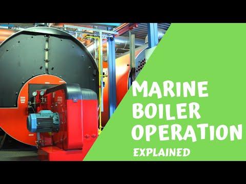 Whiteboard Video - Marine Boiler Fundamentals