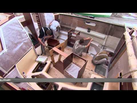 Delphia Shipyard Video