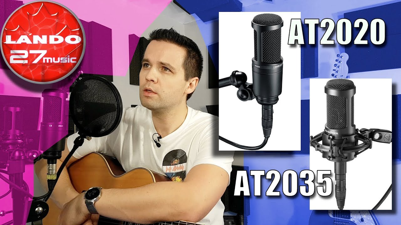 audio technica      condenser microphone shootout youtube