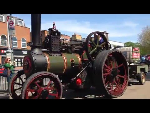 Dartford Steam Day