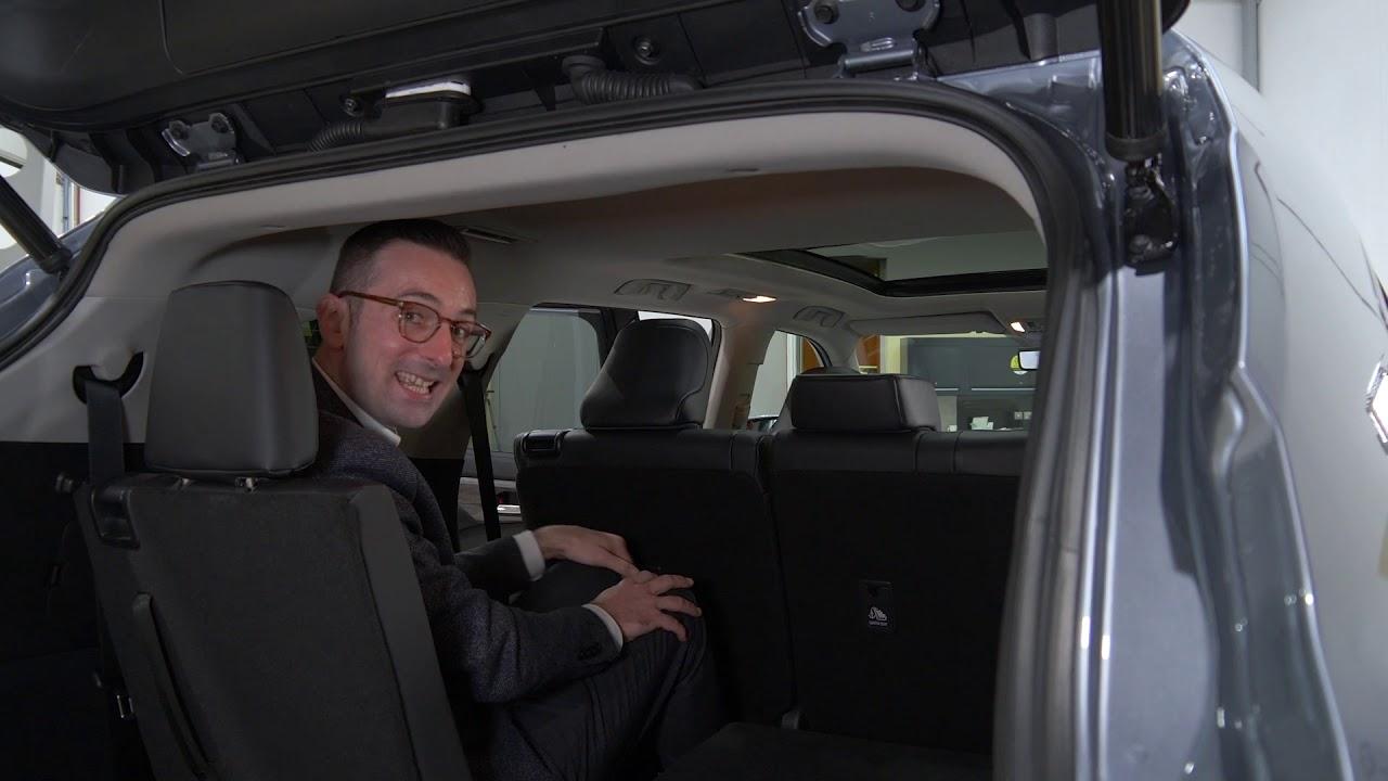 All-new Toyota Highlander 7 seat Hybrid - Virtual Tour