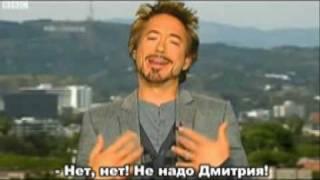 Роберт Дауни Младший на шоу Джонатана Росса (2)