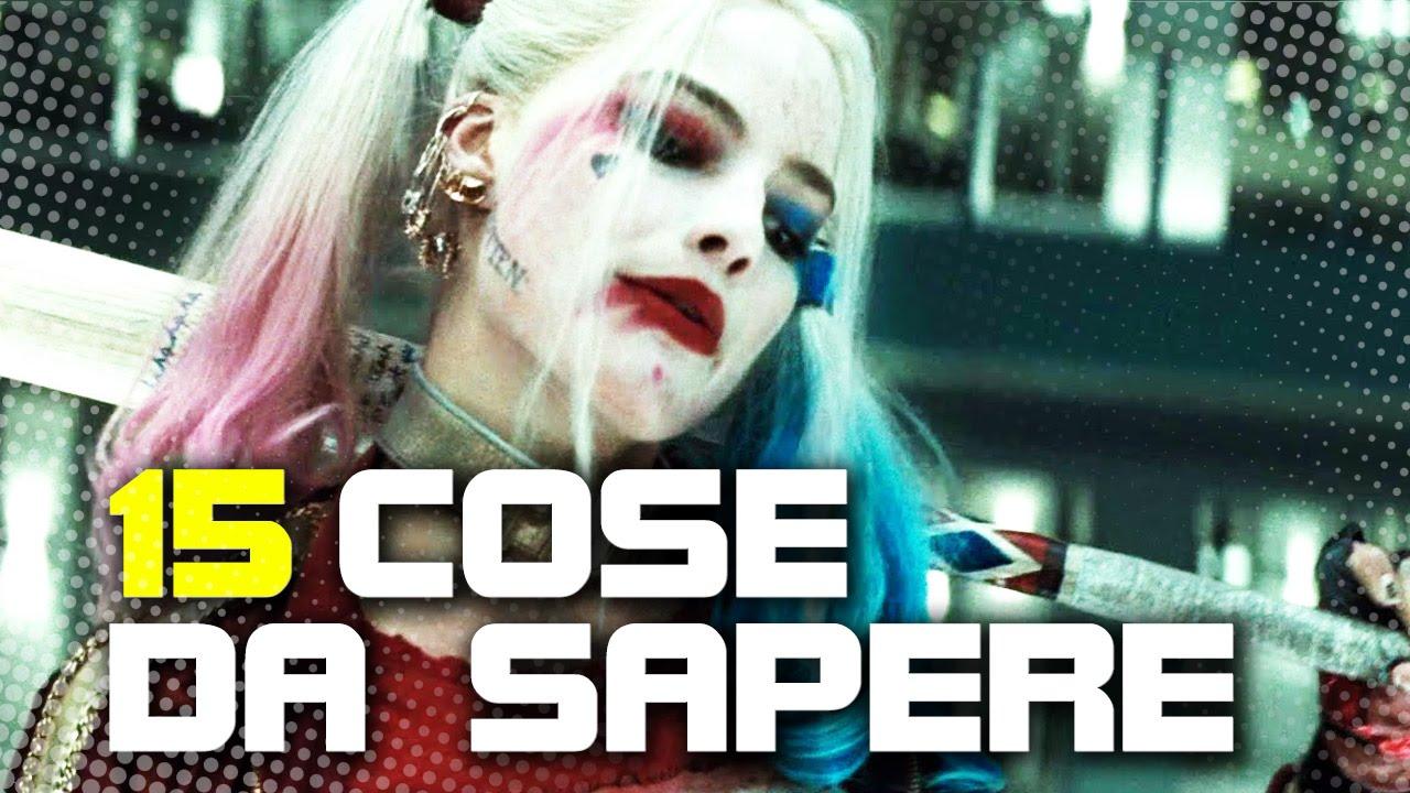 Suicide Squad 15 Cose Da Sapere Prima Di Vedere Il Film Hd Youtube