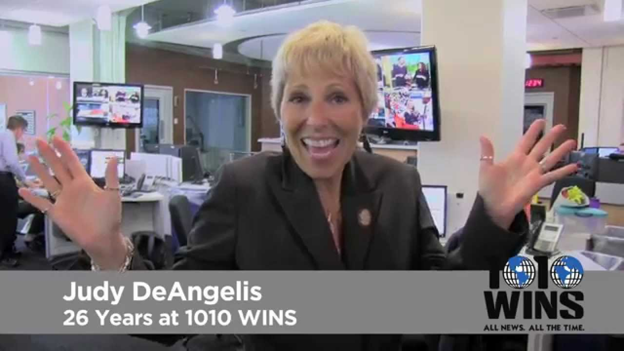 Morning Anchor Judy Deangelis Retires After 26 Years At