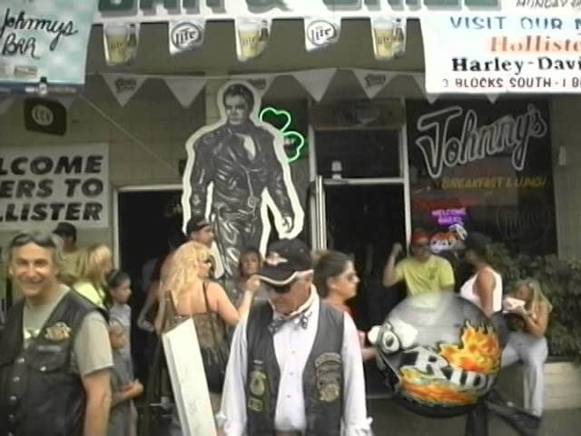 Hank Madden's Hollister Bike Rally - Born To Ride Archive Episode 597