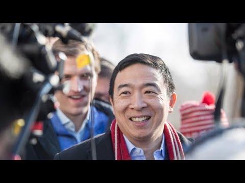 Andrew Yang Running For NYC Mayor | NBC New York