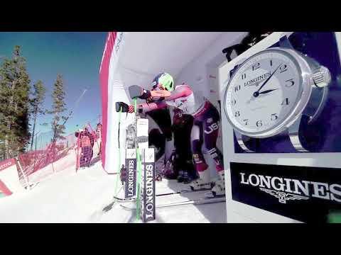 Ski Race Start Technique