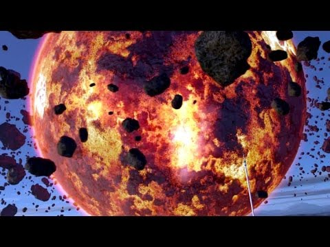 The Laws of Gravity  Richard Hammond Builds a Planet: P  BBC One