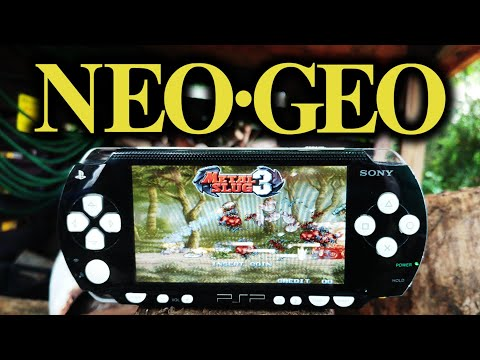PSP NeoGeo Emulator Setup! [MVSPSP]