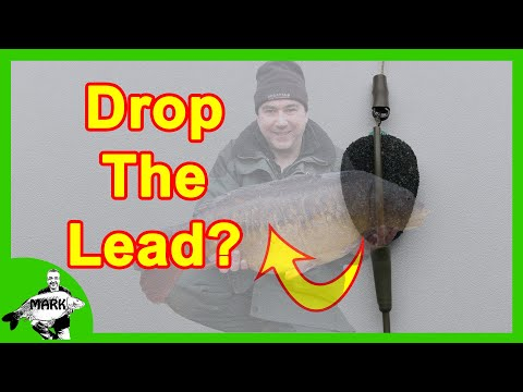 Dropping The Lead In Carp Fishing