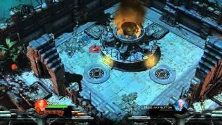 Lara Croft Guardian Of Light w/ Dunkey Ep.1 - Learn The Basics