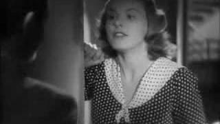 Ingrid Bergman in German - Die Vier Gesellen clip 1