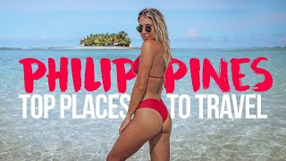 TOP 15 PHILIPPINES (These Are The BEST Islands To Travel)