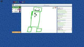 Keiner von uns kann zeichnen !   Skibbl.io #1