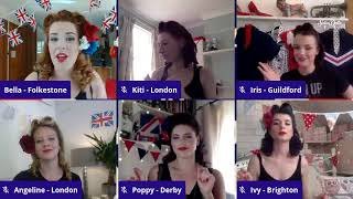 SATIN DOLLZ LIVE STREAM: Getting Ready with The Satin Dollz, VE Weekend
