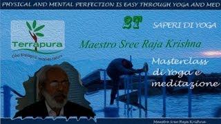 2 - Devanāgarī Sree Raja Krishna - Masterclass of yoga e meditation