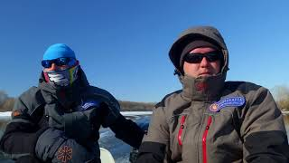 Видеокарта уловистых мест России. Сезон 8. Рыбалка в Тюменской области