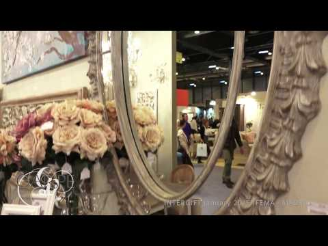 Garpe Interiores January 2015 - Intergift International Fair IFEMA Madrid -